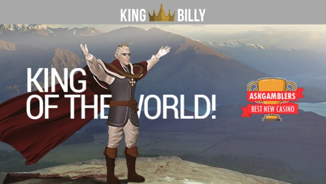 King Billy - Best new casino in 2018