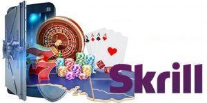 Casinos that accept skrill deposits