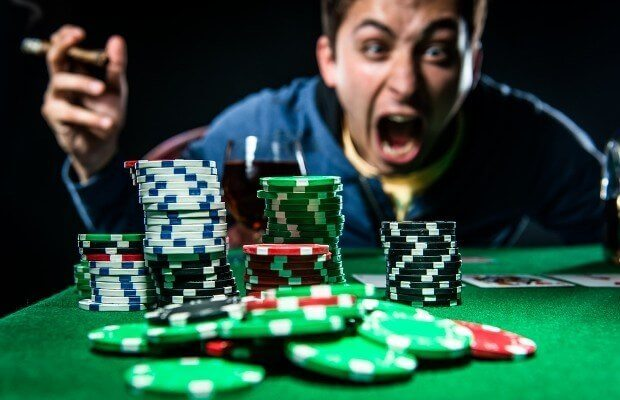 Deal with your emotions while gambling