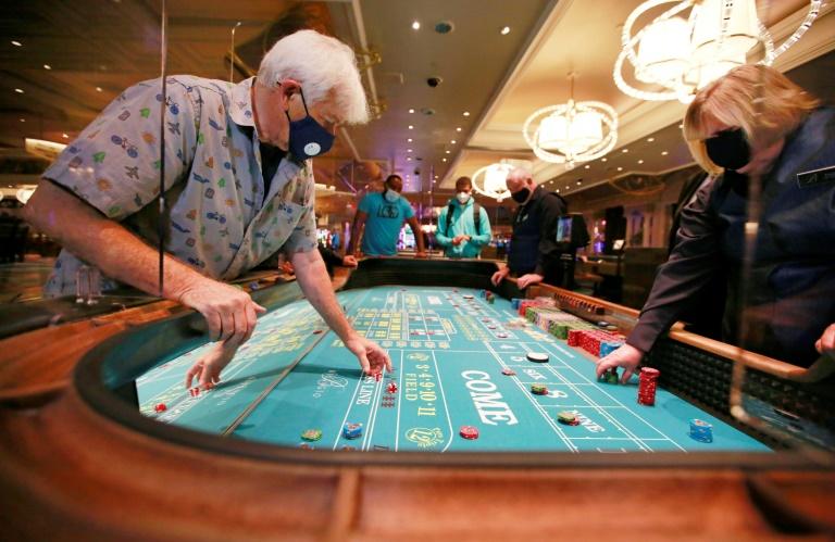 Post Lockdown gambling in the world